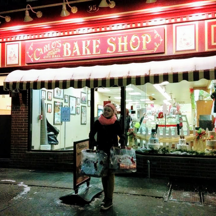 Carlo's Bakery, Bake Shop, Hoboken, New Jersey