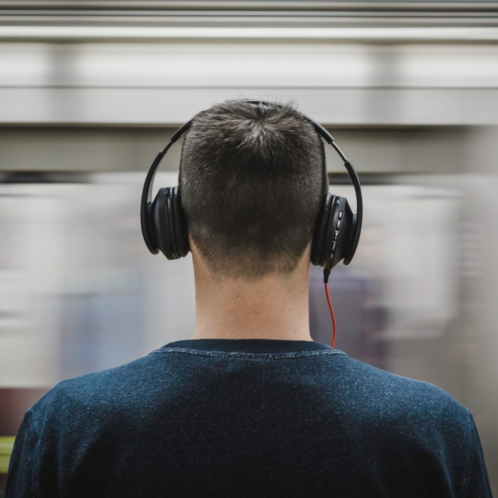 Music while travelling